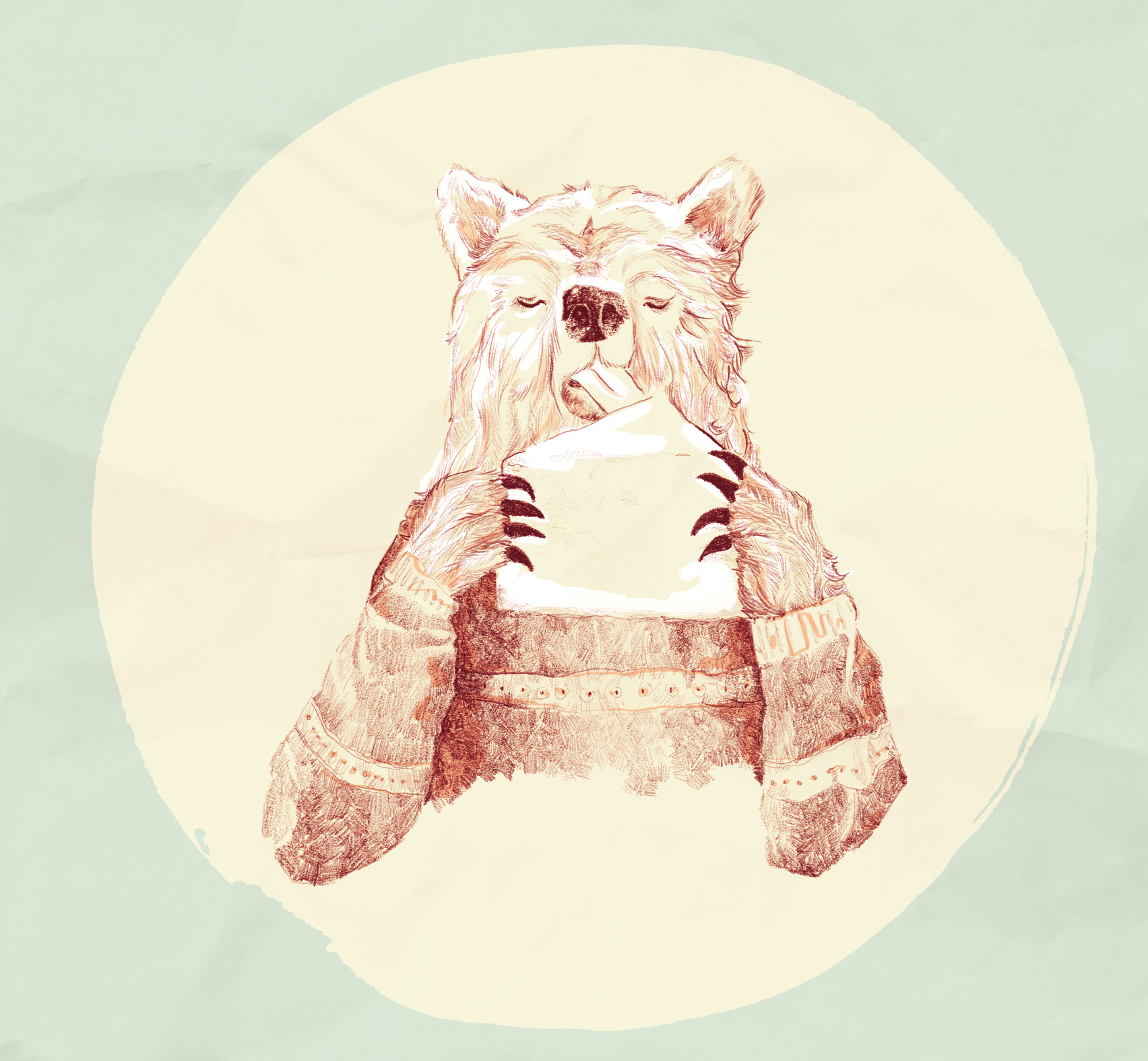 "Gobi Bear's ""Inorganic Heartbeats & Bad Decisions"""